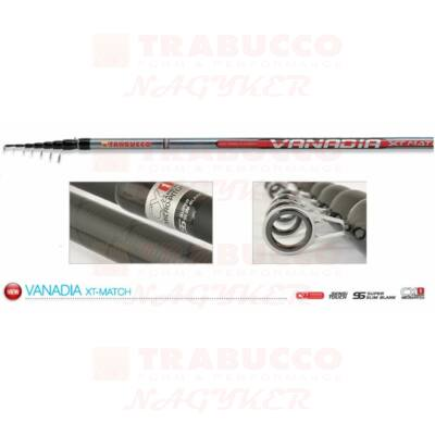 Trabucco Vanadia XS T-Match bot