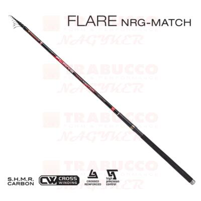 Trabucco Flare Nrg-Match horgászbot