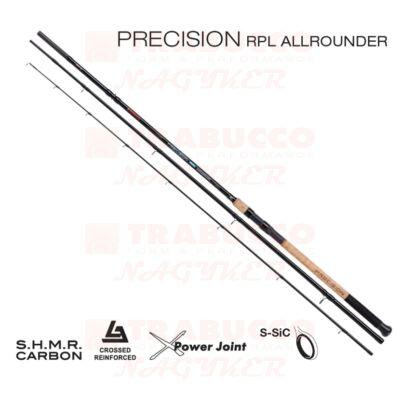 Trabucco Precision RPL Allrounder Match bot